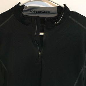 Nike hyperwarm long sleeve shirt
